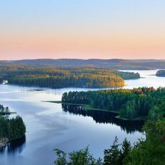 Photographic Print: Landscape of Saimaa Lake from Above, Finland by Aleksey Stemmer : Lake Art, Thing 1, Pilgrimage, Far Away, How To Take Photos, Fine Art America, The Good Place, Summertime, Tourism