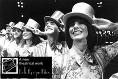 Rehearsals for 'The Hat' have started! A new theatrical work by the amazing artist Melissa R. Stay tuned and live the dream with us :) Films, Movies, Stay Tuned, Theatre, Broadway, Hat, Live, News, Amazing