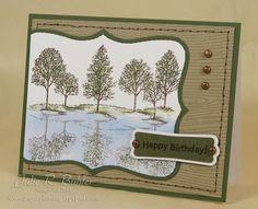 JRB tree card
