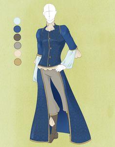 :: Commission Outfit July 23 :: by VioletKy.deviantart.com on @DeviantArt