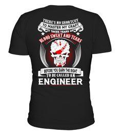 ENGINEER  Funny Engineer T-shirt, Best Engineer T-shirt
