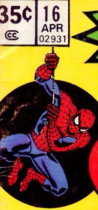 Marvel corner box art - Marvel Comics and the Electric Company (PBS) present Spidey Super Stories (Spider-Man)