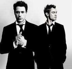 Robert and Jude