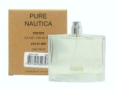Nautica Pure for Men by Nautica EDT Spray 3.4 oz (Tester) only $11.95 Clean and masculine, PURE NAUTICA is a woody, aquatic fragrance comprised of natural alcohol and natural ingredients.Top notes of brisk Sea Spray Accord and sparkling Mandarin and Bergamot   #tester #men #nautica #StampedRecommendCollection396671882 #Under20 #EauDeToilette #Discountperfume #freeshipping https://goo.gl/aH81W0