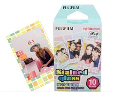 Find More Film Information about Fujifilm Instax Mini Film Stained Glass for Fuji Instant Camera Mini Neo 90 8 7s 25 55i SP 1 300 Photo Paper 10 Sheets,High Quality glass,China glass big Suppliers, Cheap glass beads for jewelry from Photography store on Aliexpress.com