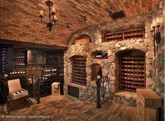 Wine cellar ideas - Home and Garden Design Idea's