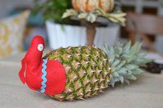 Tabletop Turkey - Homejoy  fun tutorial!