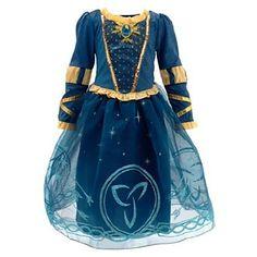 Disney - original Costume /robe - Déguisement Merida de R…