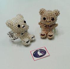 Κάτι Όμορφο Cufflinks, Accessories, Seed Beads, Wedding Cufflinks