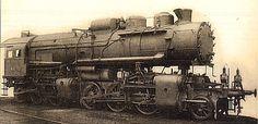 La locomotive Mallet 6001, bonne à tout faire, anciens trains de légende.