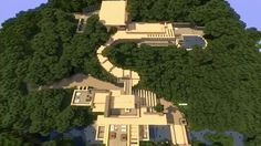 Minecraft on pinterest modern mansion interior mansions for Modern house 5 keralis