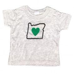 Gift Hoodie Outdoorsy Sweatshirt Portland Oregon Pacific I Love Oregon Heart Oregon North West
