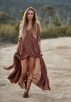 like this gypsy style