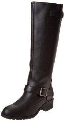 Amazon.com: Rampage Women's Ignacio Riding Boot: Shoes