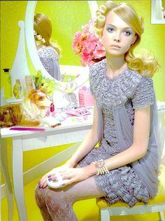 Vogue Beauty, Agosto 2008