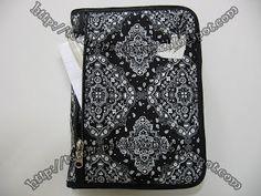 capa de bíblia com ziper