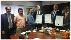 News from JNPT - Tel Marine  #JNPT conferred with ISO 27001: 2013  News in Detail: