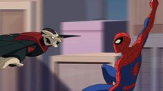 The Spectacular Spider-Man Spectacular Spider Man, Vulture, Tv Series, Spiderman, Mario, Fictional Characters, Homecoming, Spider Man, Men