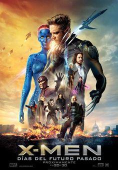 X-Men: Días del futuro pasado : Cartel