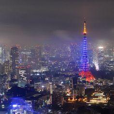 From Roppongi Hills Mori-Tower. - @gomatsuo- #webstagram