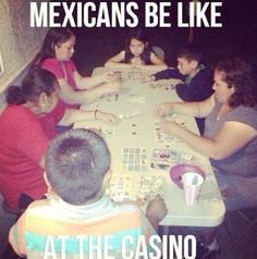 This is my family at every gathering lol