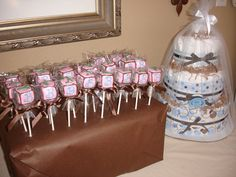 Marvelous Baby Shower Favors | Baby Gifts | Pinterest | Shower Favors, Favors And  Babies