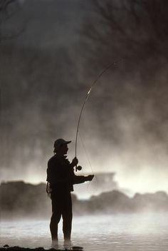 Many men go fishing all of their lives without knowing it is not fish they are after. - Henry David Thoreau