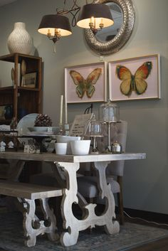 louisville home decor store butterfly artwork
