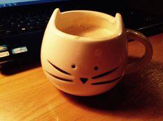My pretty mug! Finally found it!