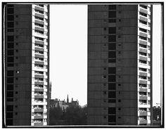 wyndford flats (Maryhill, Glasgow) by mark paterson, via Flickr