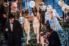The Cherry Orchard - set design and costumes by Scenografia Kostiumy Katarzyna Adamczyk