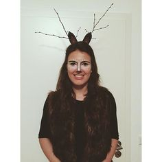 Pin for Later: Modest Halloween Costumes to Try When You're So Not Feelin' the Sexy Trend Deer