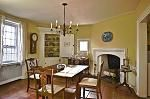 Dining Room in 1765 Colonial, Frenchtown, New Jersey