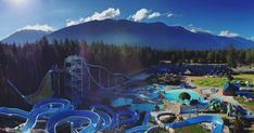 The biggest waterpark in BC will open for the summer next month Trans Canada Highway, Sunny Sunday, Picnic Area, River, Adventure, Local News, Park, Big, Summer