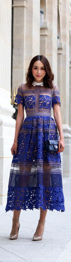 Paris Street Style / Fashion By The Tia Fox
