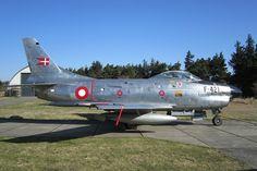RDAF North American F-86D Sabre Tojo