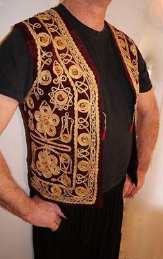 Red Burgundy, Dark Red, Arabian Nights Costume, Princess Jasmine Dress, Arabian Party, Night Outfits, Fashion Outfits, Men's Waistcoat, Kurti Designs Party Wear