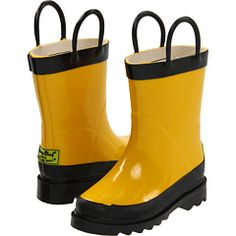 Western Chief Kids - Firechief Rainboot (Infant/Toddler/Youth)