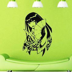 Anime Manga Wall Decal Vinyl Sticker decor japanes by StickerLuck, $29.99