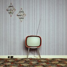 TV set - screen - tv