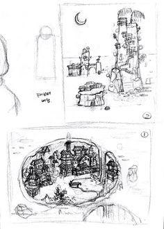 Gokdumoori BG concept art