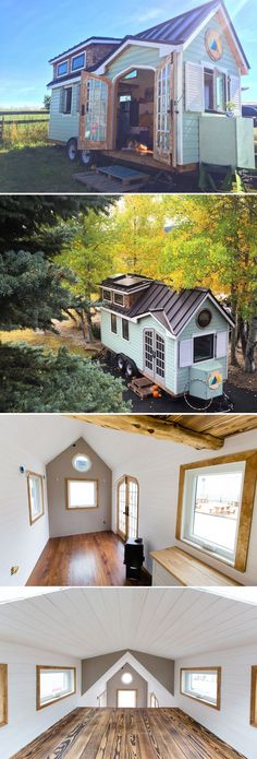Tiny House On Wheels Unique . Tiny House On Wheels Unique . 4503 Best Tiny House Images In 2020 Tiny House Movement, Tiny House Plans, Tiny House On Wheels, Texas Homes, New Homes, Tiny House Nation, Tiny House Living, Bus Living, Living Rooms