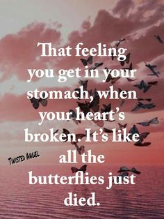 New butterflies will keep emerging for the next one. Get up and face the challenge, never give up.