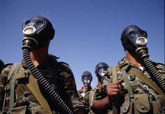 The Syrian regime has violated the Chemical Weapons Convention