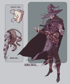 RPG Character References (300+ images) - Album on Imgur