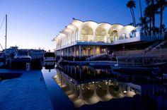 Amarees fashion store located in the coastal area of Newport Beach