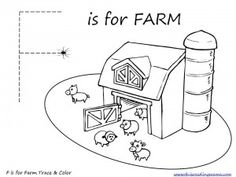 Printable farm to table- healthy farm foods FUN nutrition