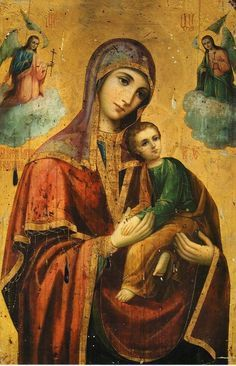 Чудотворная икона Божией Матери «Страстная» Blessed Mother Mary, Blessed Virgin Mary, Catholic Art, Religious Art, Pictures Of Mary, Roman Church, Religious Tattoos, Mama Mary, Orthodox Icons
