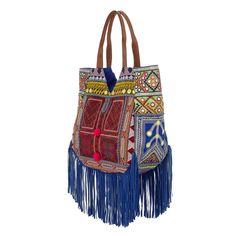 Lauren Embroidered Tote - Handbags | SamEdelman.com
