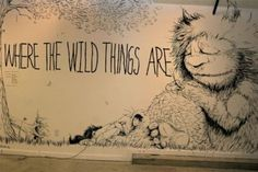 where the wild things are / favorite childhood books...